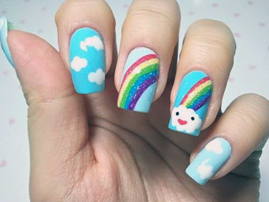 All About Nail Designs and Nail Art