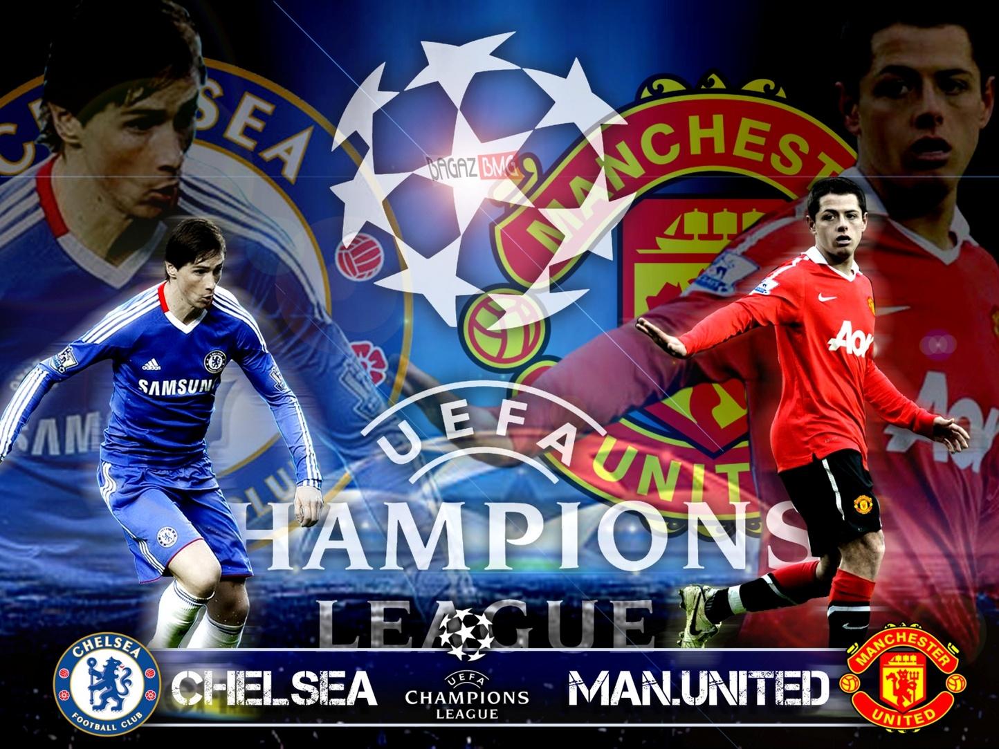 Chelsea Vs Manchester United Vs Fc Barcelona: Keputusan / Result Chelsea VS Manchester United, Barcelona
