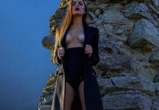 Eleonora Verbitskaya foto de redes sociais