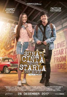Download Film Surat Cinta Untuk Starla The Movie