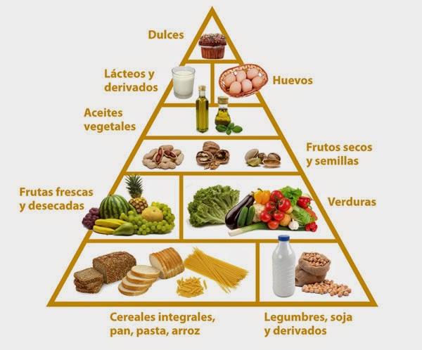 Dieta Vegetariana Equilibrada 2 Nutrientes con riesgo de