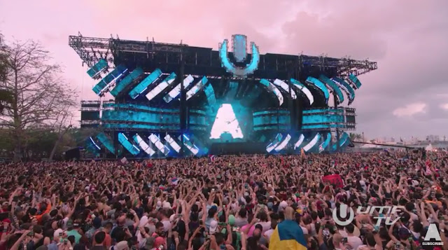 Watch Armin van Buuren & Afrojack Sets On Ultra Miami Festival 2017