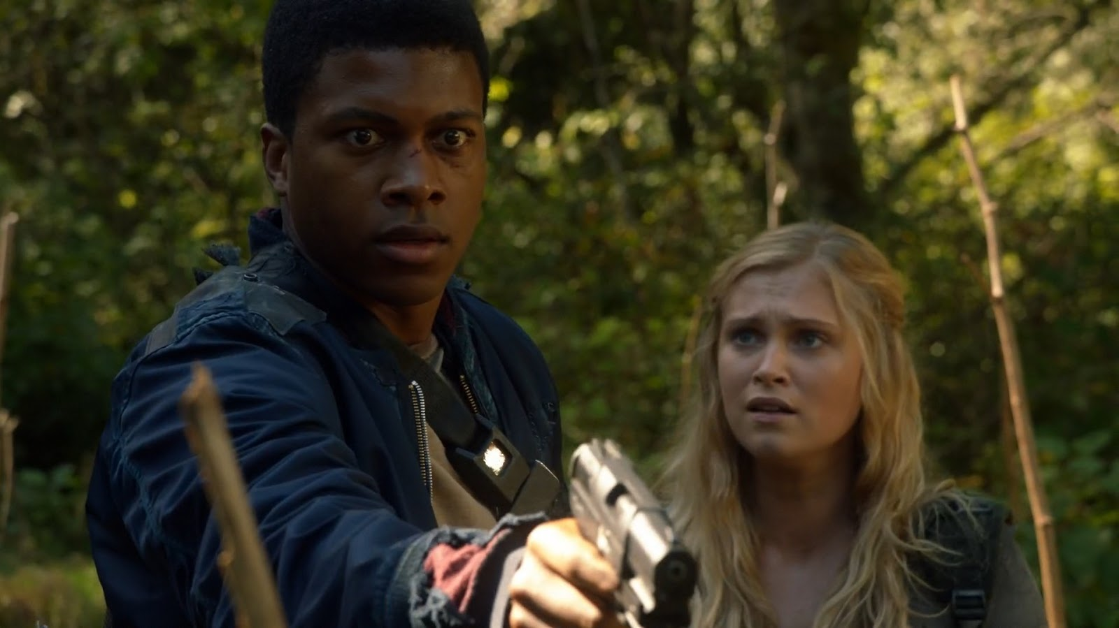 Unsound Methods: The 100: Season 1, Episode 2