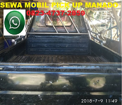 SEWA MOBIL PICK UP MANADO