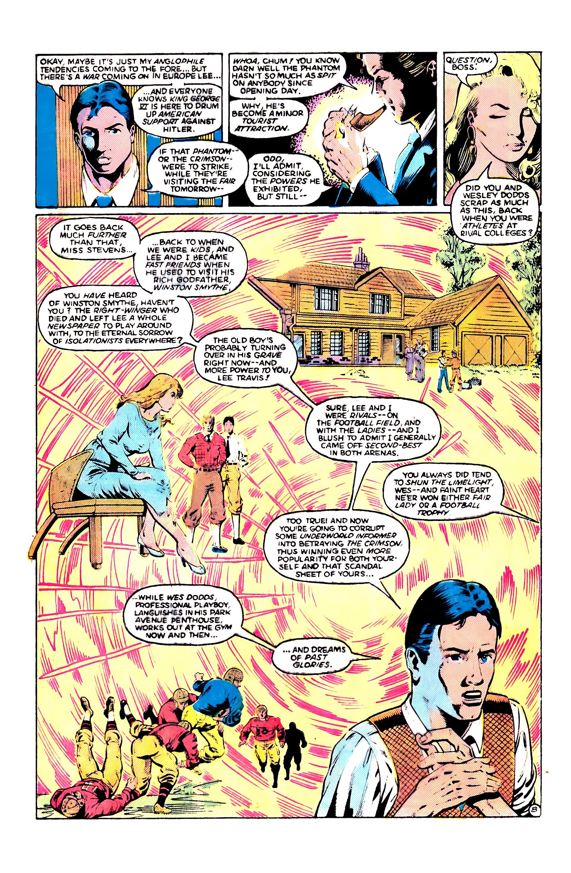 Read online Secret Origins (1986) comic -  Issue #7 - 32