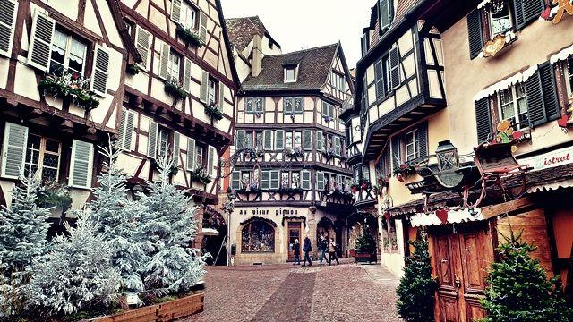 Colmar-Navidad-Europa