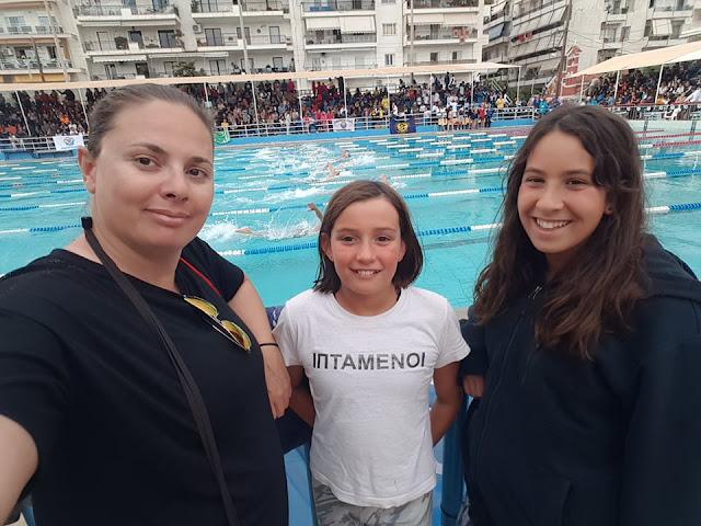 Κολυμβητικές Ιπτάμενες επιτυχίες ξανά