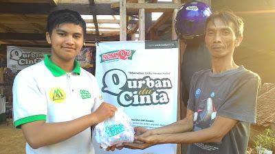 Qurban Amal Madani Indonesia, qurban itu cinta, qurban manfaat, qurban berlipat