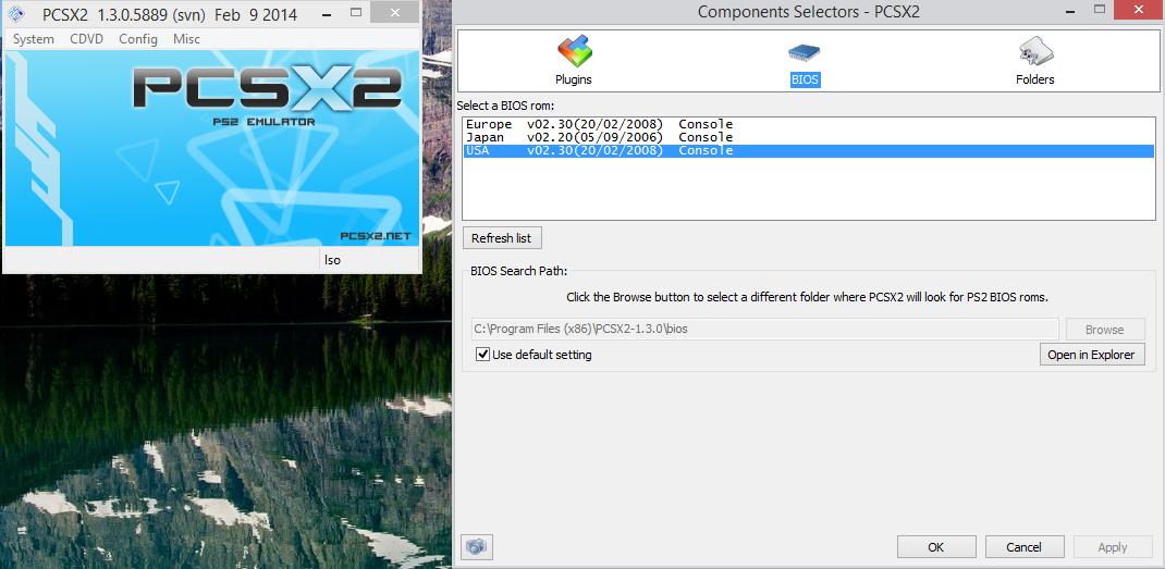 PCSX2-1 3 0 + Bios Full for windows   UnicusXs