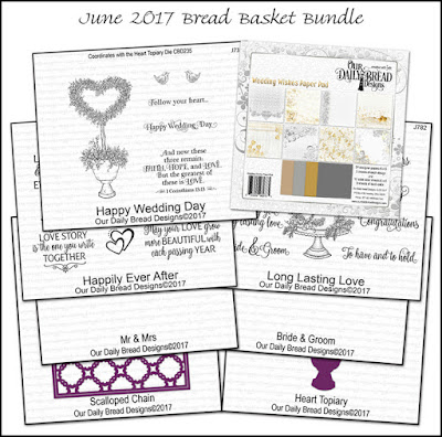 Our Daily Bread Designs June 2017 Bread Basket Bundle