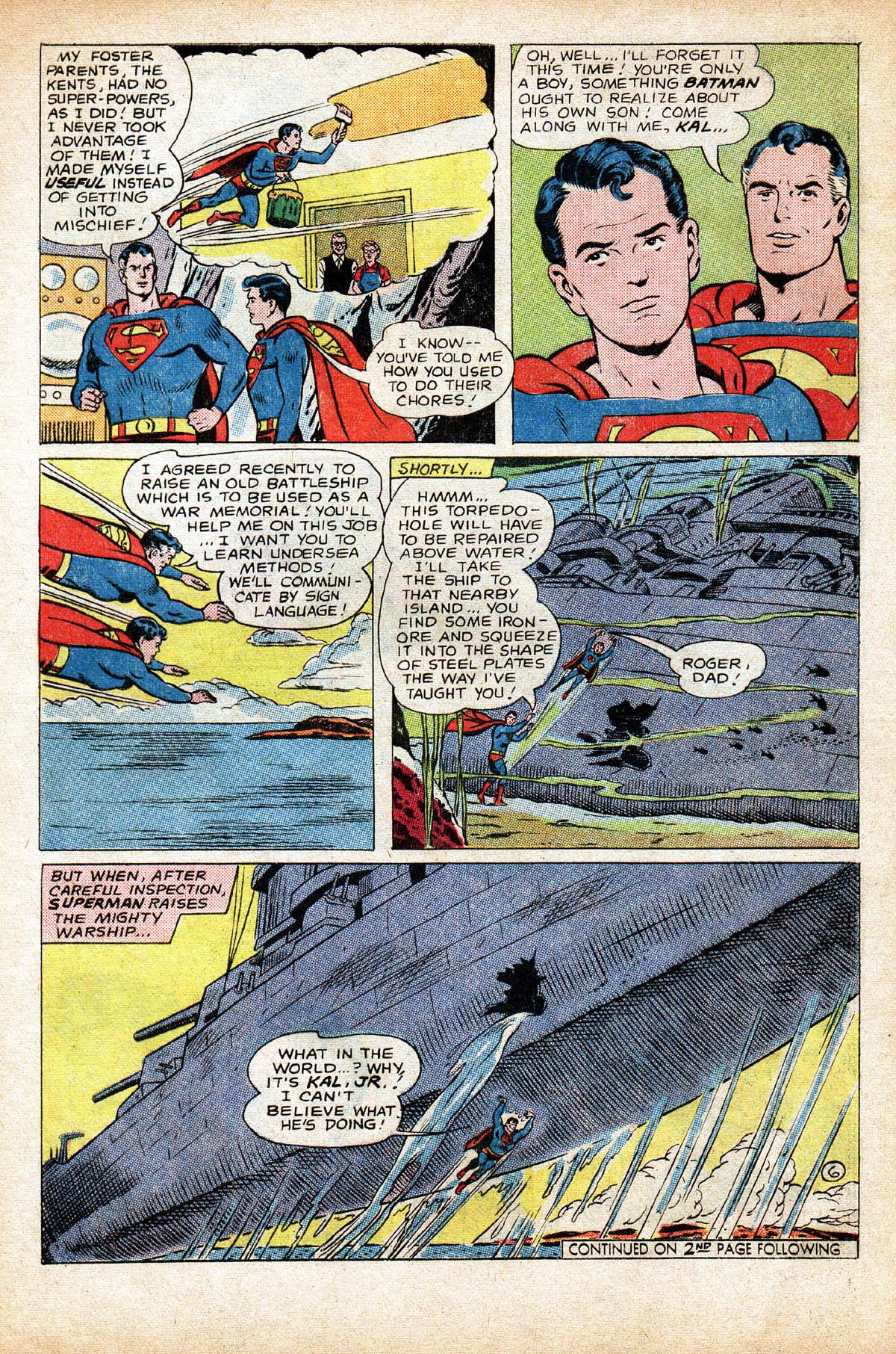 Read online World's Finest Comics comic -  Issue #157 - 8