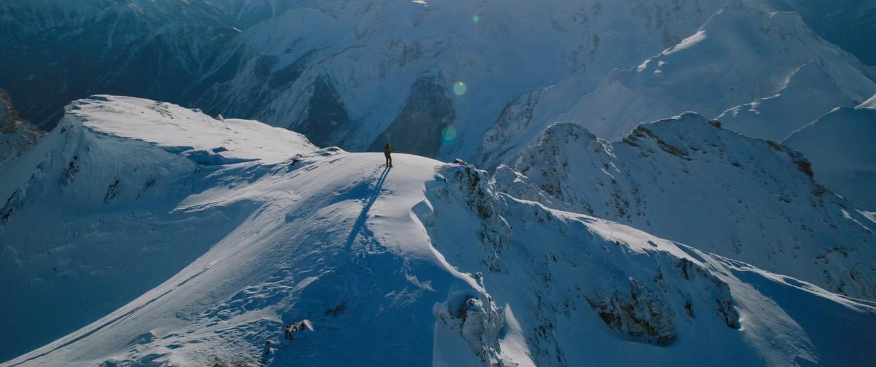 Más allá de la Montaña (2017) BRRip 720p Latino - Ingles captura 2