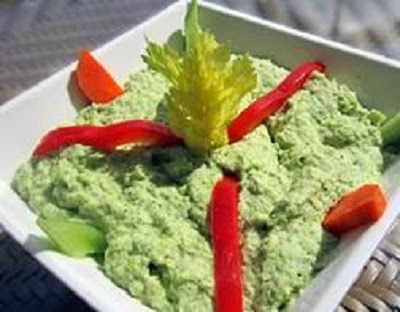Edamame and Broccoli Dip Recipe