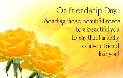 Happy Friendship Day 2016 Quotes