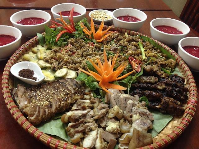 Must-Try Cuisines in Ha Giang in Buckwheat Season 5
