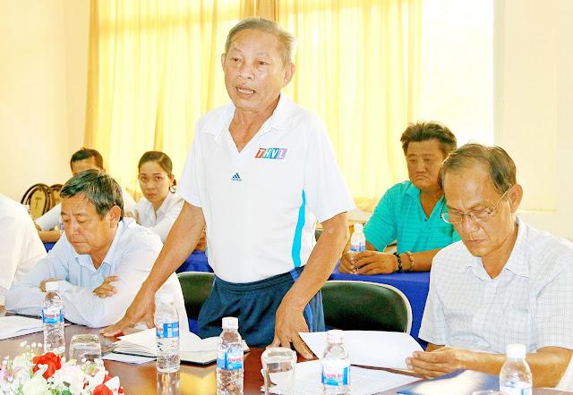 Ông Nguyễn Thanh An - Người giữ lửa cho bóng chuyền miền Tây