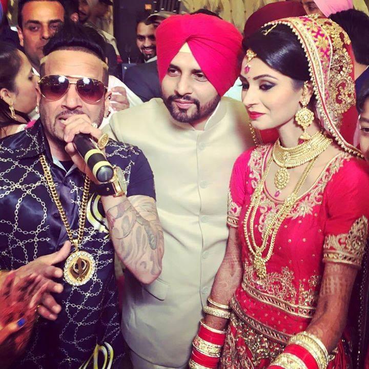 Singer Money Aujla S Marriage Pictures