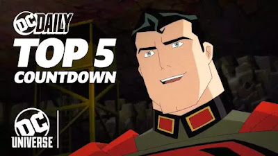 Novo trailer do Superman ?! + Outras notícias em quadrinhos | TOP 5 TÍTULOS