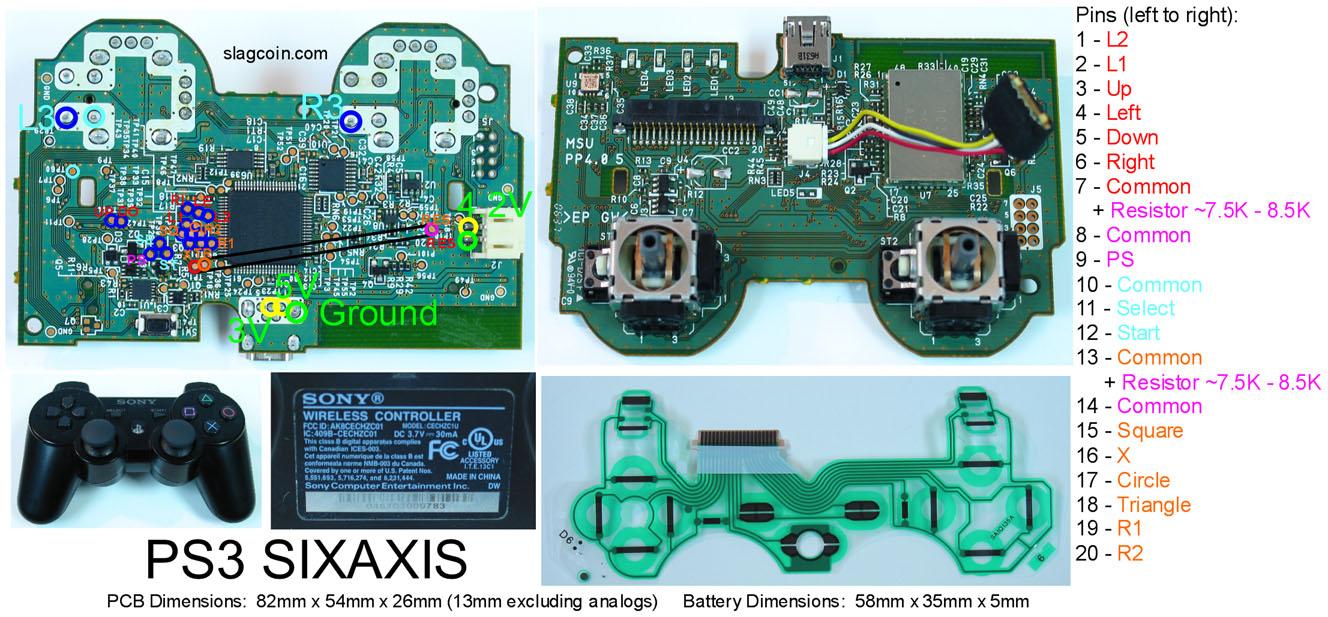 charger circuit diagram on xbox 360 slim power supply circuit diagram [ 1328 x 617 Pixel ]