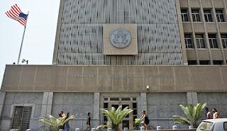 US embassy from Tel Aviv to Jerusalem
