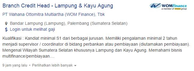 Lowongan Kerja Kabupaten Ogan Komering Ilir Terbaru 2019.