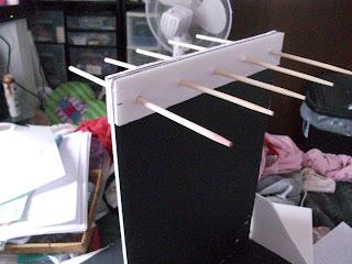 IBDCraftylady Glazing Rack