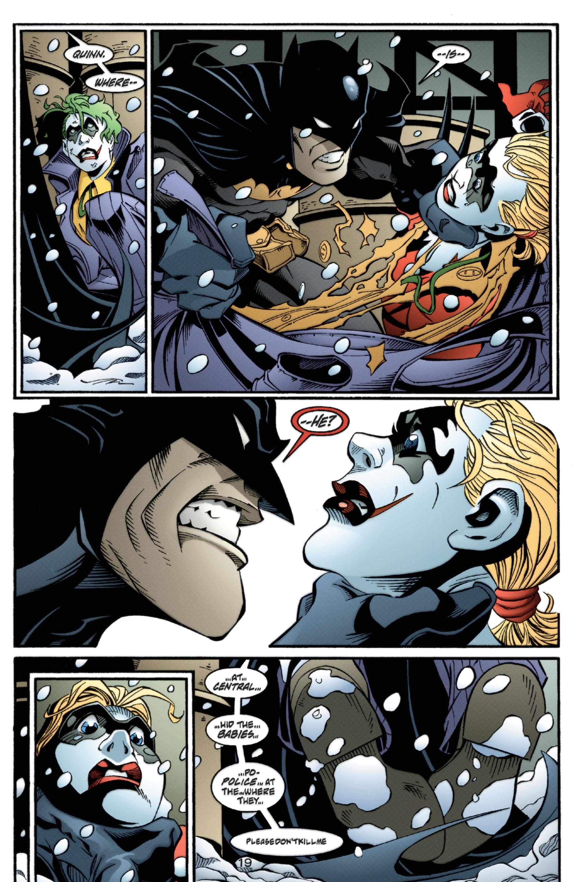 Detective Comics (1937) 741 Page 19