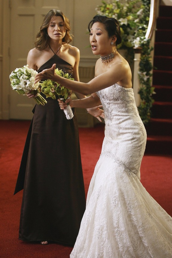 Greys Anatomy - Season 3 Episode 25: Didn't we almost have it all?