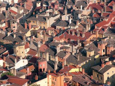 Vieux Lyon vue panoramique - visite guidée de Lyon - Nicolas Bruno Jacquet