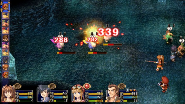 The Legend of Heroes Trails in the Sky PC Full Version Screenshot 2