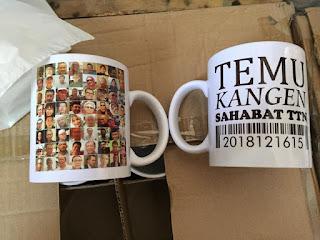 Buat Mug Murah - 15.000/pcs Tanpa Minimal Order