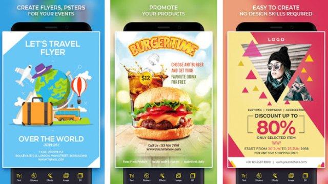 5 Aplikasi Membuat Desain Banner Terbaik di Android Wajib Kamu Coba