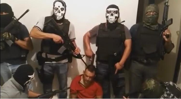EU capacitó a quienes fueron y son lideres de Los Zetas
