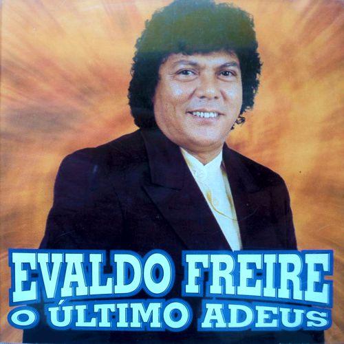 o cd de evaldo freire