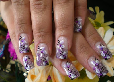Wedding Nail Art Design Ideas | Nail Art Designs