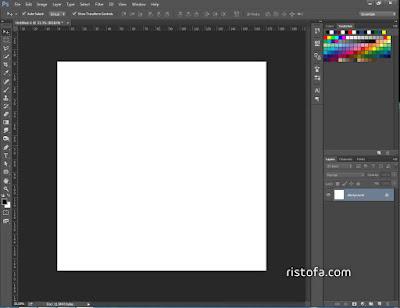 Buka Dokumen Baru Photoshop