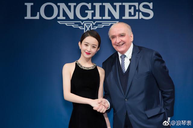Zhao Li Ying Longines