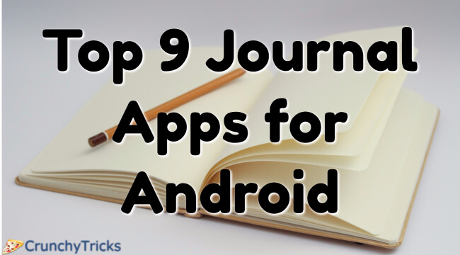 Journal Apps for Android