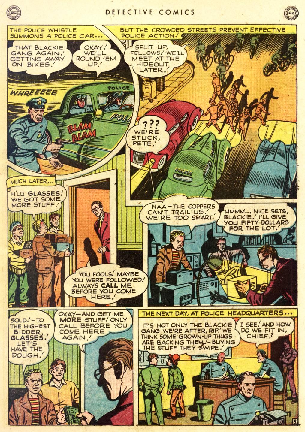 Read online Detective Comics (1937) comic -  Issue #131 - 39