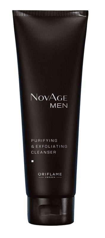 Limpeza Purificante e Esfoliante NovAge Men | 33198