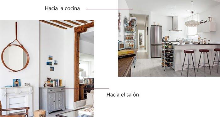combinar estilos mezclar estilos decoracion