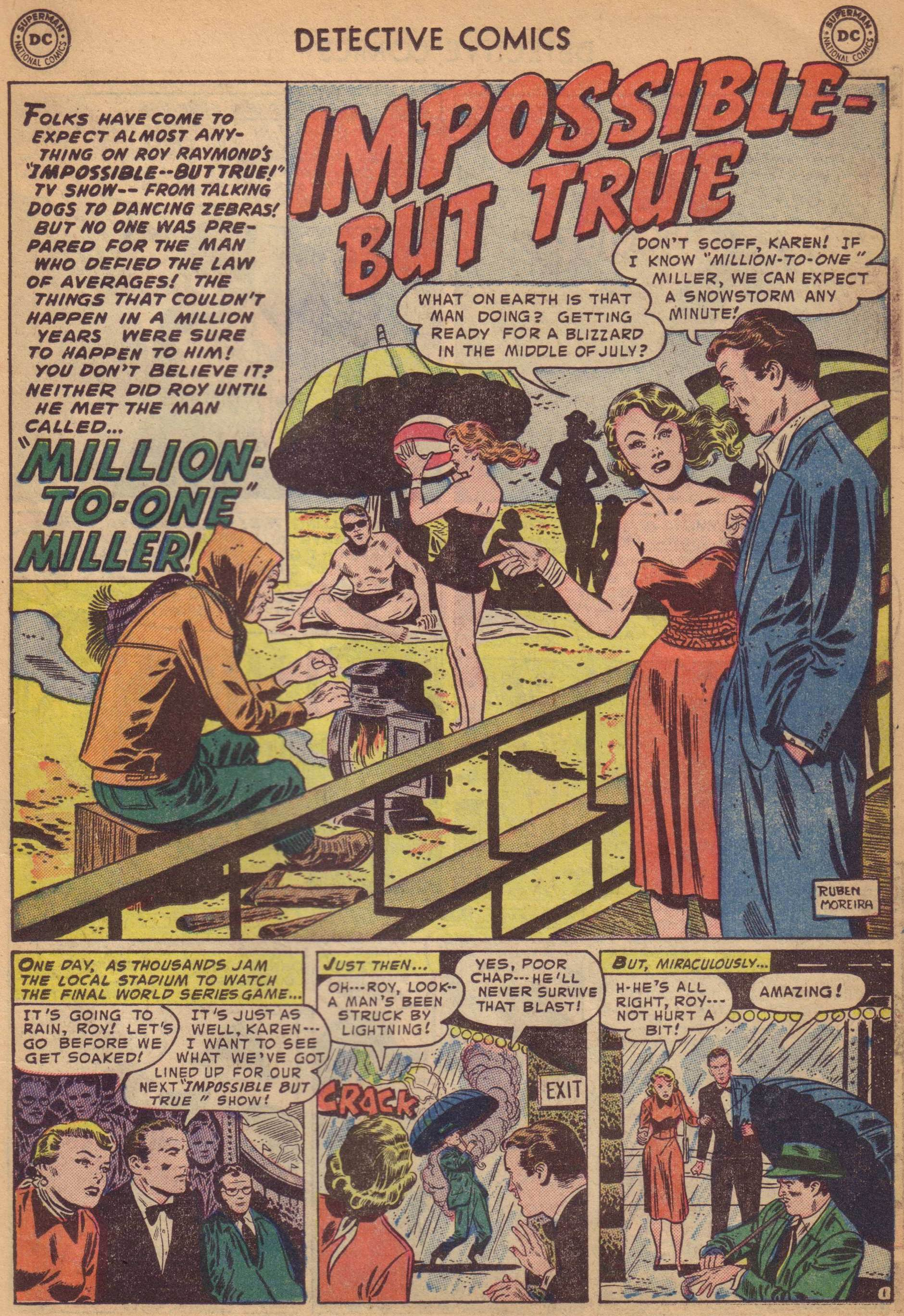 Read online Detective Comics (1937) comic -  Issue #197 - 17
