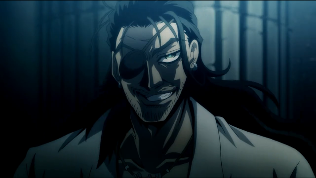 Drifters Subtitle Indonesia Episode 12 END