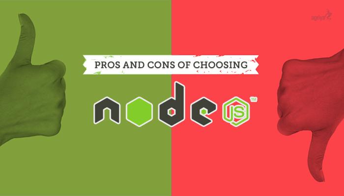 nodejs-pros-cons