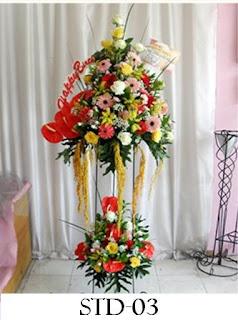 Toko Bunga Segar Murah Di Cipadu Jaya