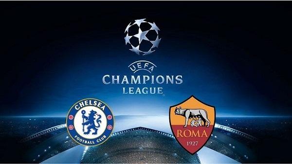 Chelsea vs AS Roma