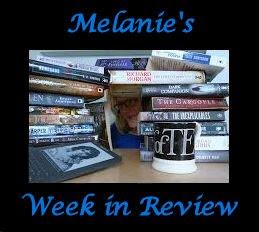 Melanie's Week in Review - August 30, 2015