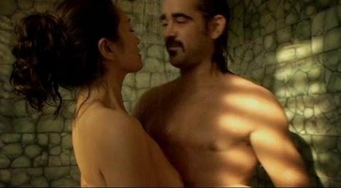 shower sex scene miami vice