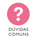 DÚVIDAS COMUNS
