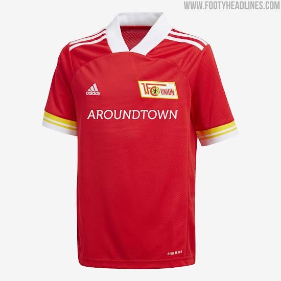 Nueva camiseta local 1. FC Union Berlin